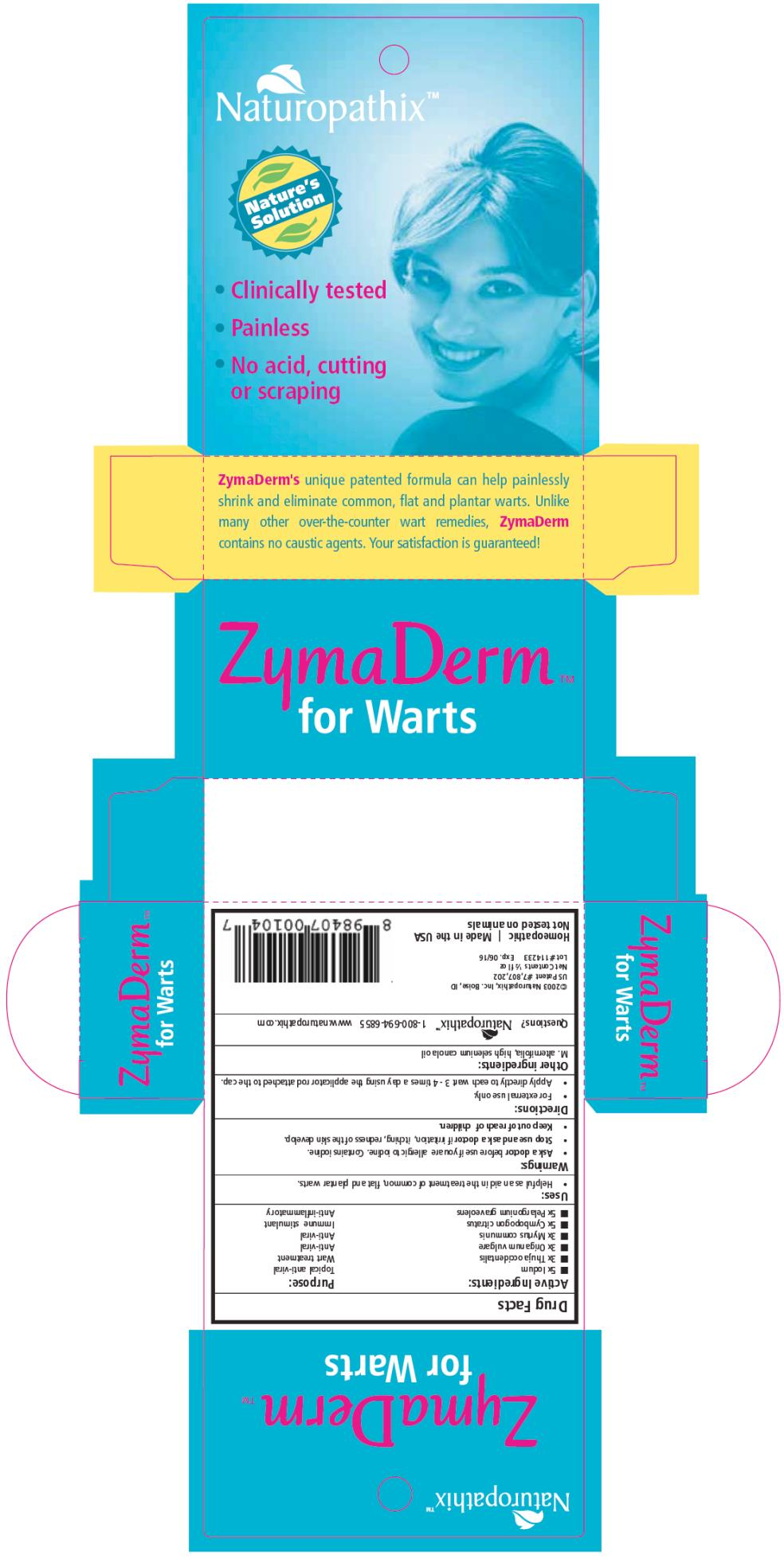 Zymaderm For Warts Information, Side Effects, Warnings and Recalls