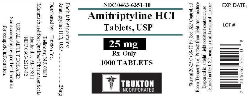 Normal Doses Of Amitriptyline