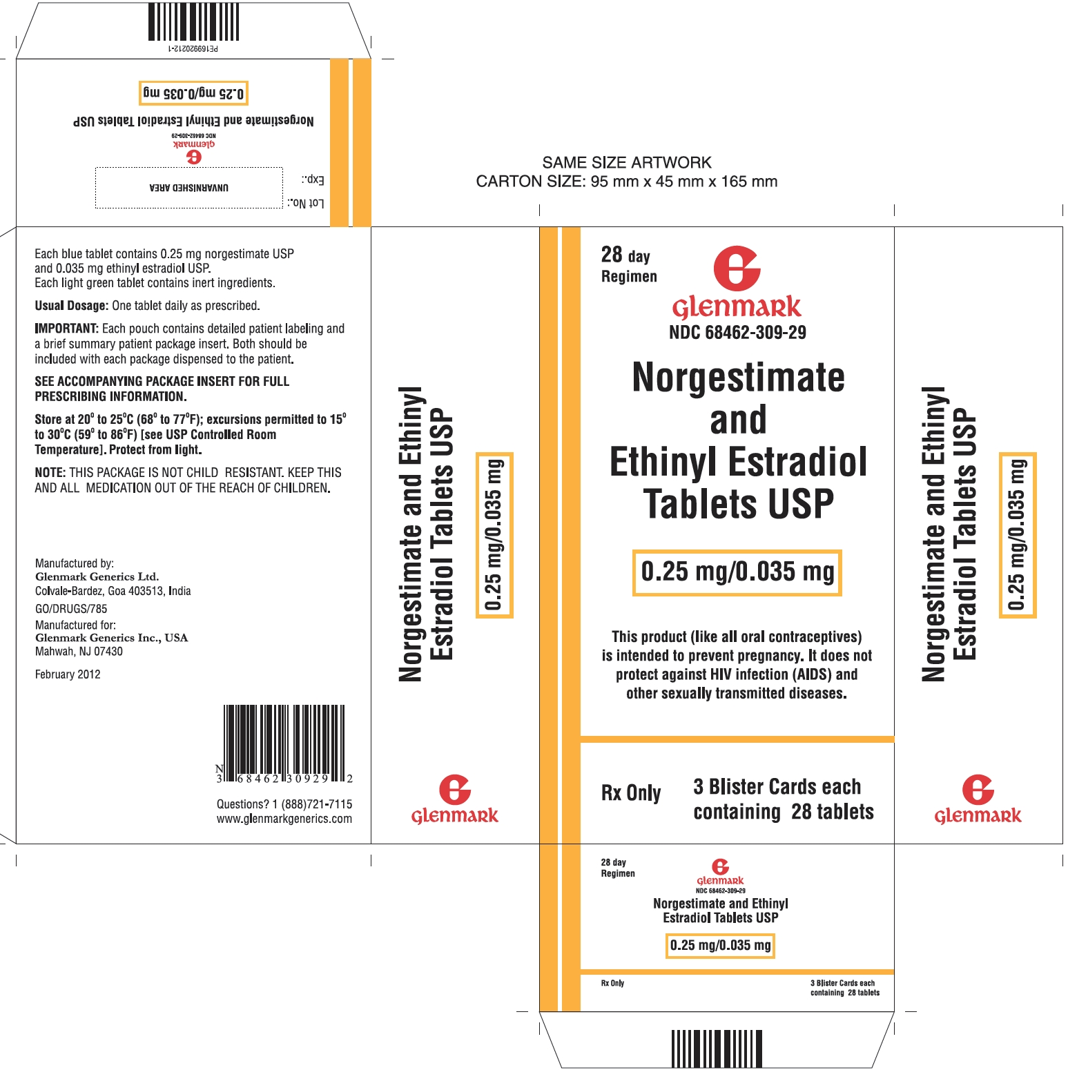 DailyMed - NORGESTIMATE AND ETHINYL ESTRADIOL
