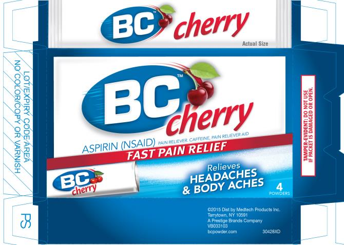 Bc Cherry Information, Side Effects, Warnings and Recalls