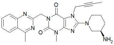 Tradjenta - linagliptin image