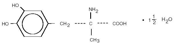 Methyldopa - methyldopa image
