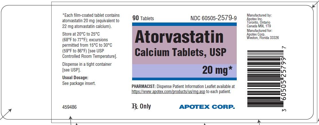 ATORVASTATIN CALCIUM - atorvastatin calcium image