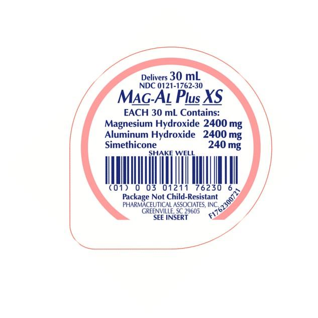 Dailymed Mag Al Plus Xs Aluminum Hydroxide Magnesium