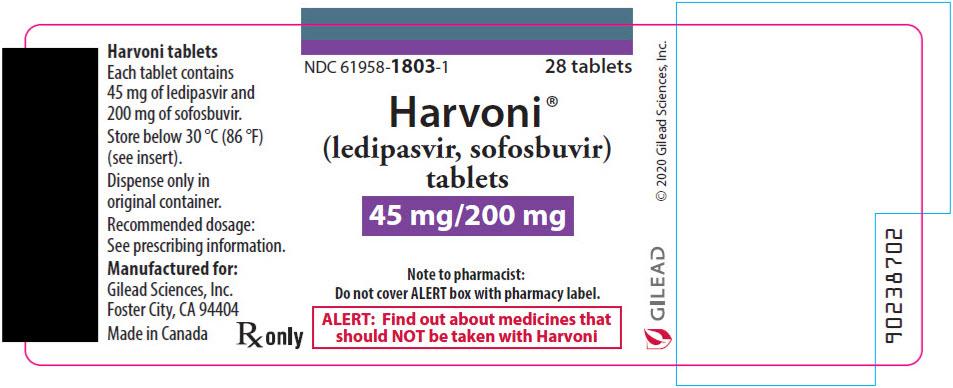 PRINCIPAL DISPLAY PANEL - 45 mg/200 mg Tablet Bottle Label