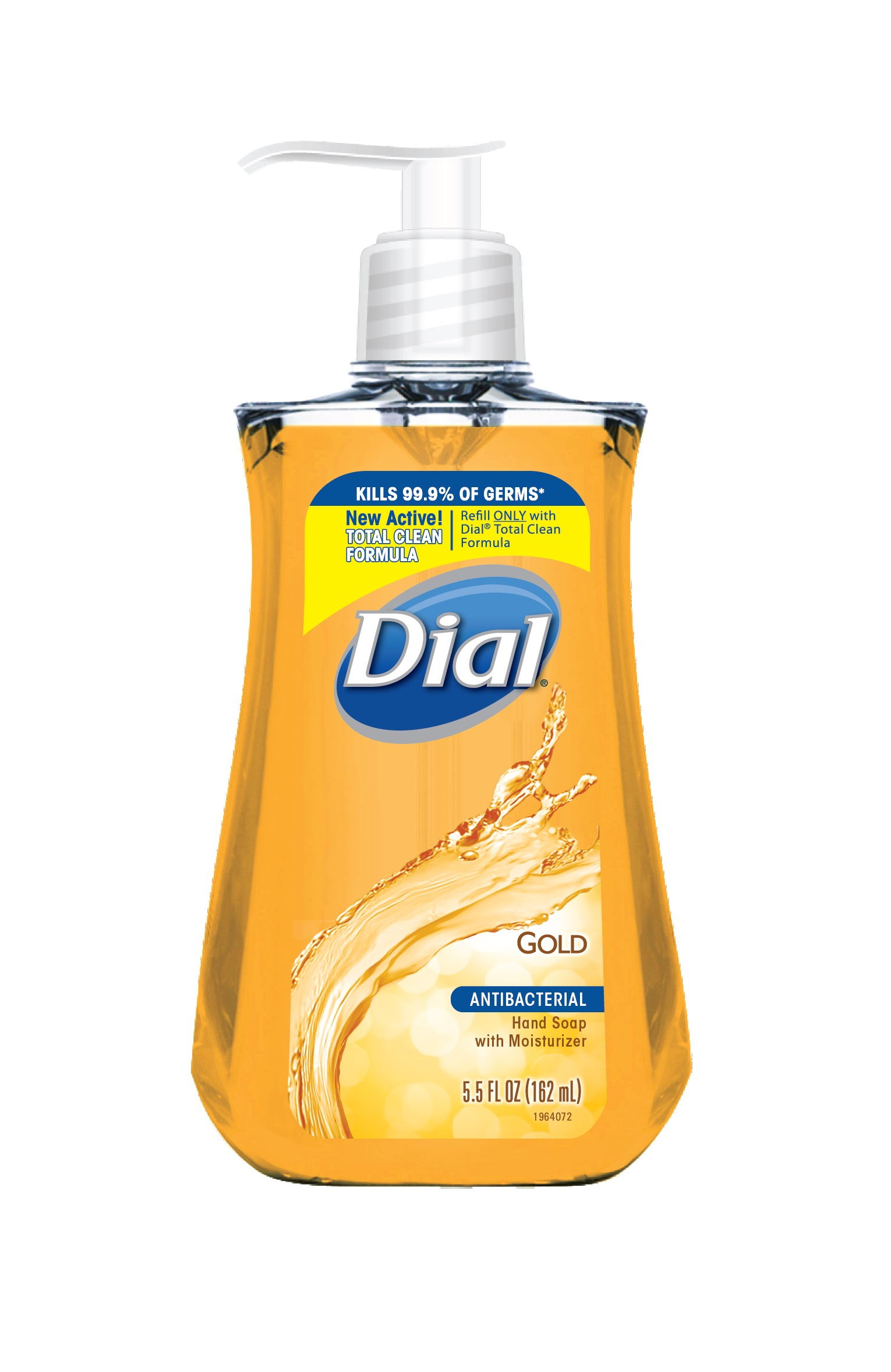 Dailymed Dial Antibacterial Hand Wash Dial Gold