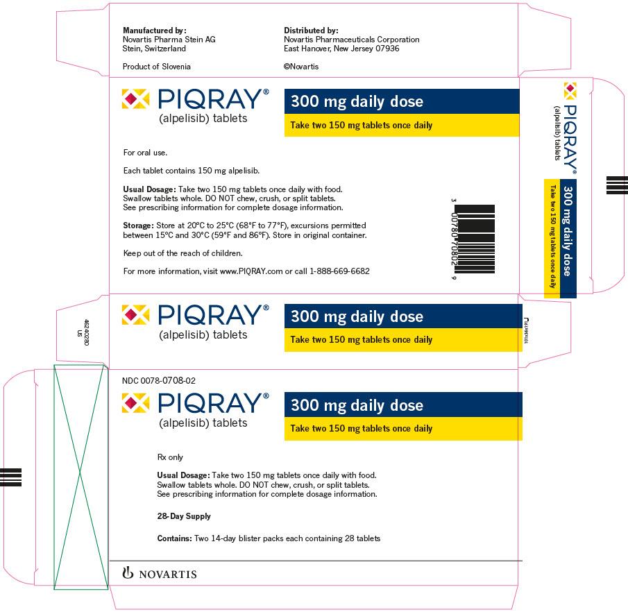 '.PIQRAY 300MG TAB 56 By Novarti.'