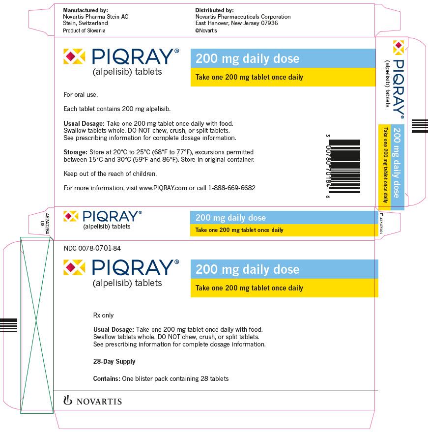 Rx Item-Piqray 200mg Tab 28 By Novartis