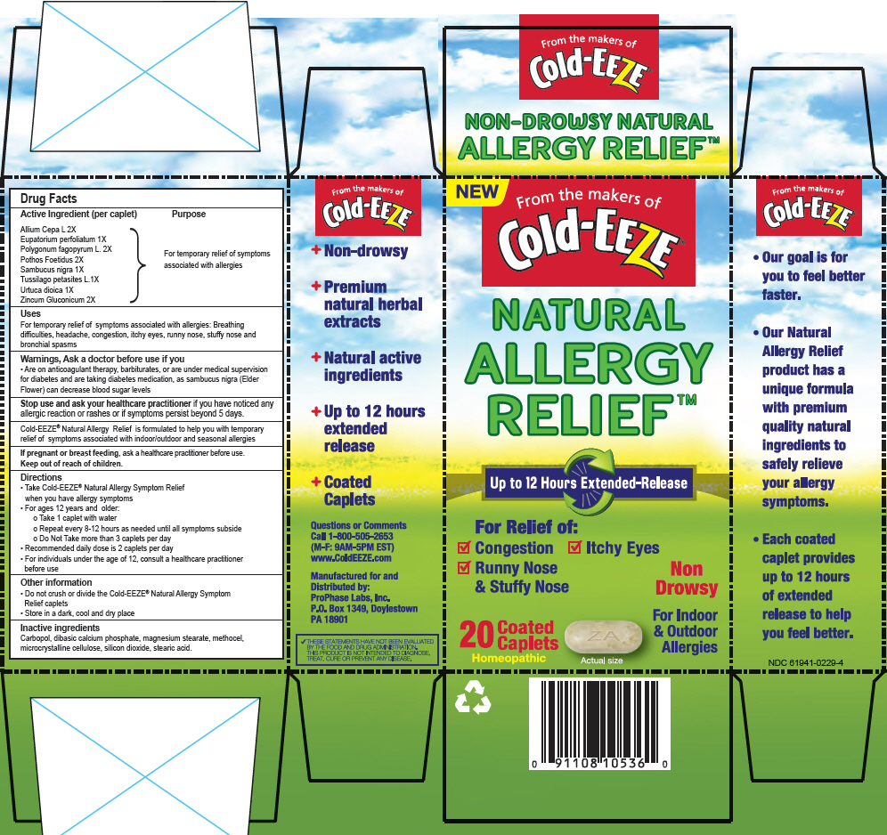 COLD-EEZE NATURAL ALLERGY RELIEF- Onion