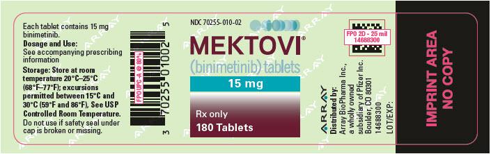 RX ITEM-Mektovi 15Mg (2700 Mg) Tablets 1X180 Ea