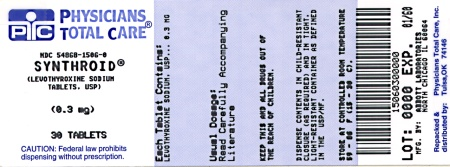 image of 0.3 mg package label