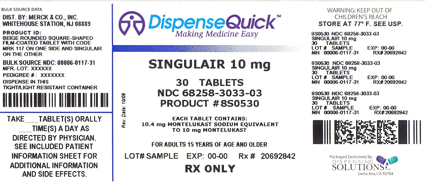 Tablets - Bottle Label - 10mg