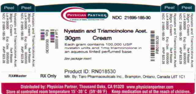 Nystatin and Triamcinolone Acet