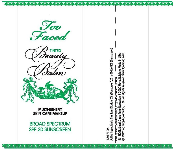 TF Beauty Balm SPF-20 Tube Artwork US (12-2012)