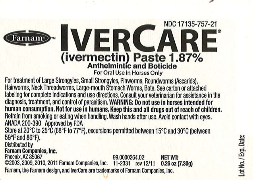IverCare Label
