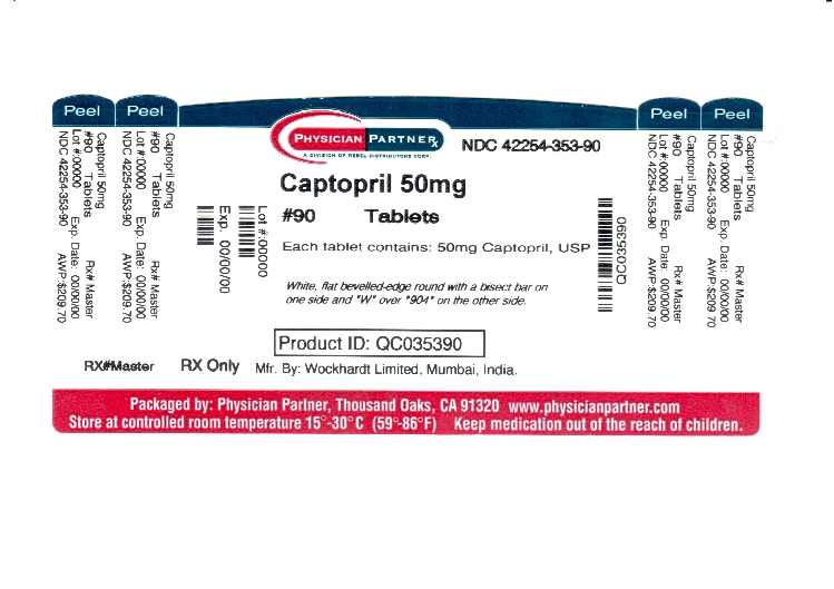 Captopril 50mg