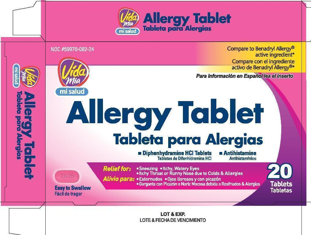 image of Allergy Relief carton