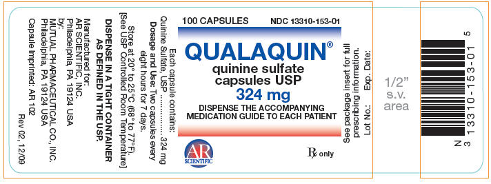PRINCIPAL DISPLAY PANEL - 324 mg Capsule Bottle Label