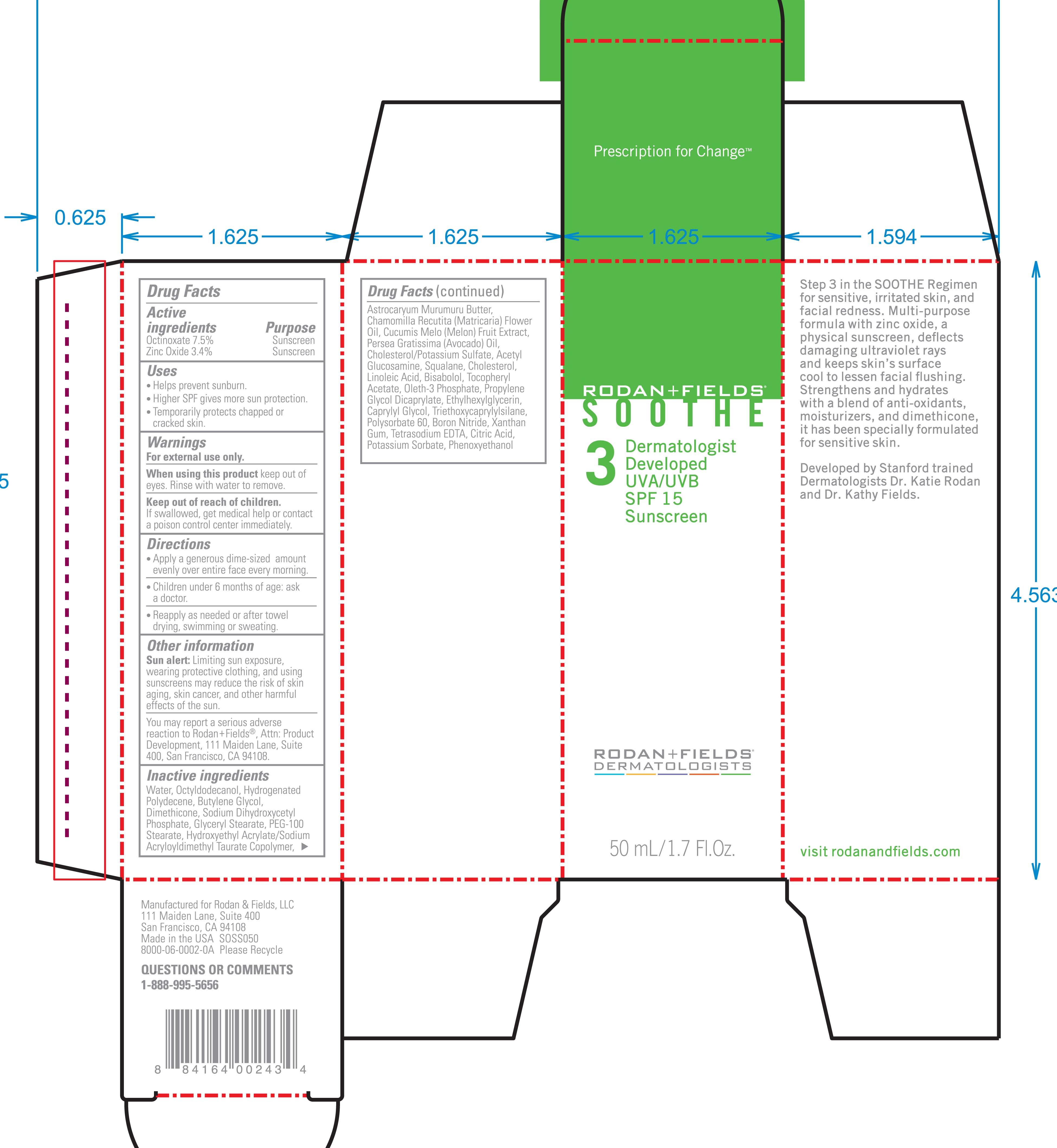 image of box label