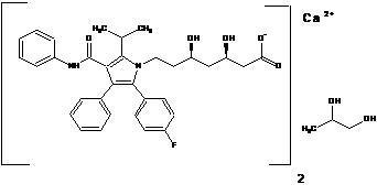 Atorvastatin Calcium Tablet, Film Coated [New Horizon Rx Group, Llc]