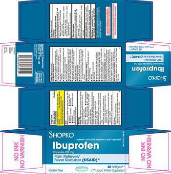 Ibuprofen, 200 mg