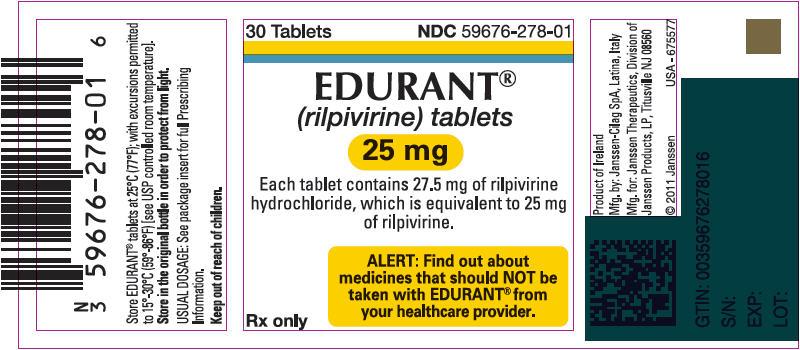 PRINCIPAL DISPLAY PANEL - 25 mg Tablet Bottle Label