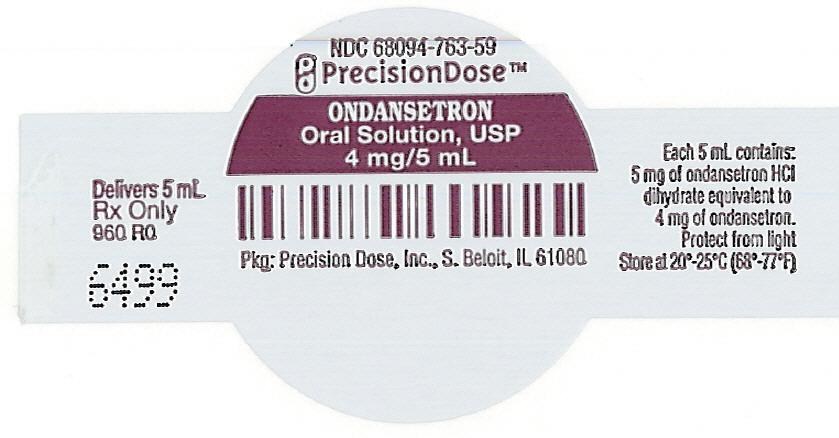 Ondansetron Hydrochloride Solution [Precision Dose Inc.]