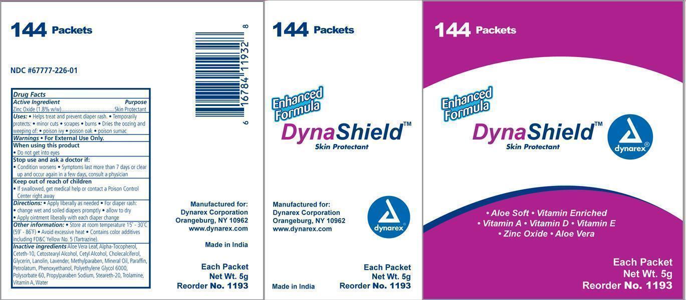Zinc Oxide Ointment [Dynarex Corporation]