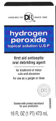 Hydrogen Peroxide Solution [Duane Reade]
