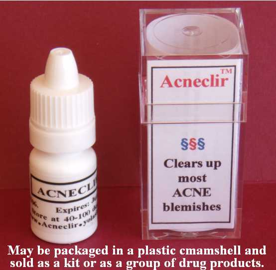 Acneclir (Salicylic Acid) Lotion [Phillips Company]
