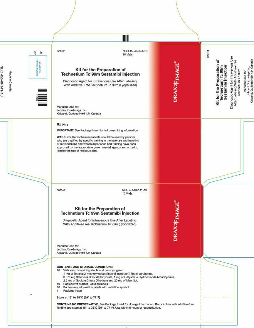 Principal Display Panel - 10 Vial Carton Label