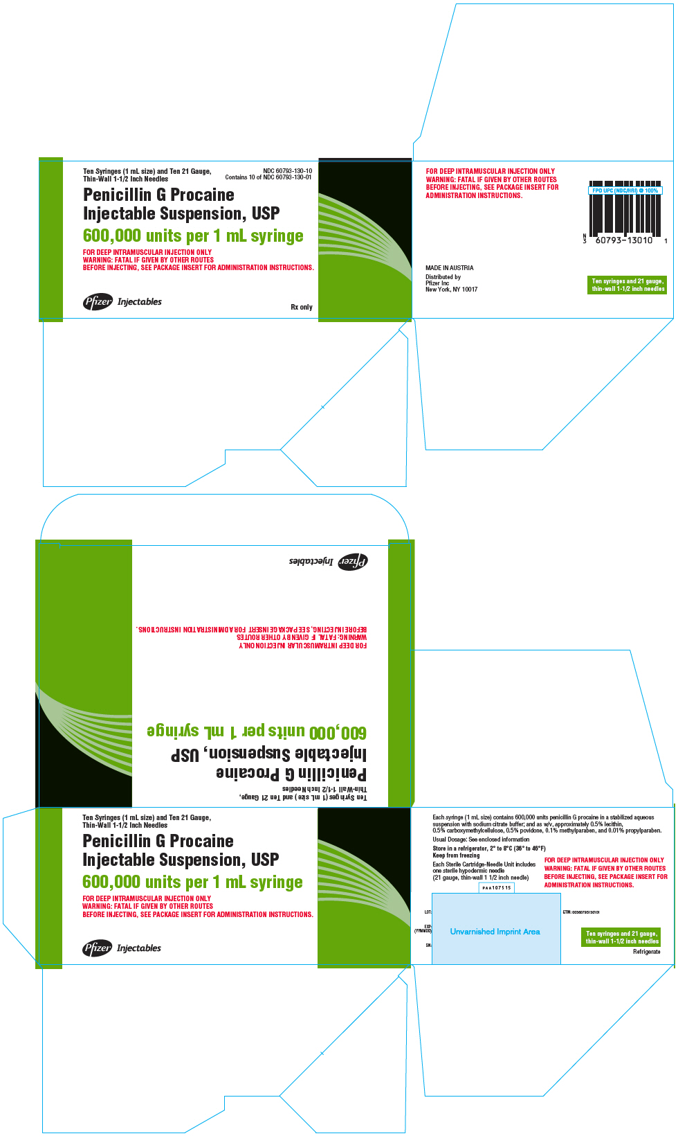 PRINCIPAL DISPLAY PANEL - 1 mL Syringe Package