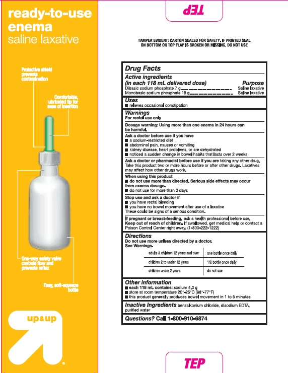 Package Label - Side and Back Panel with Drug Facts