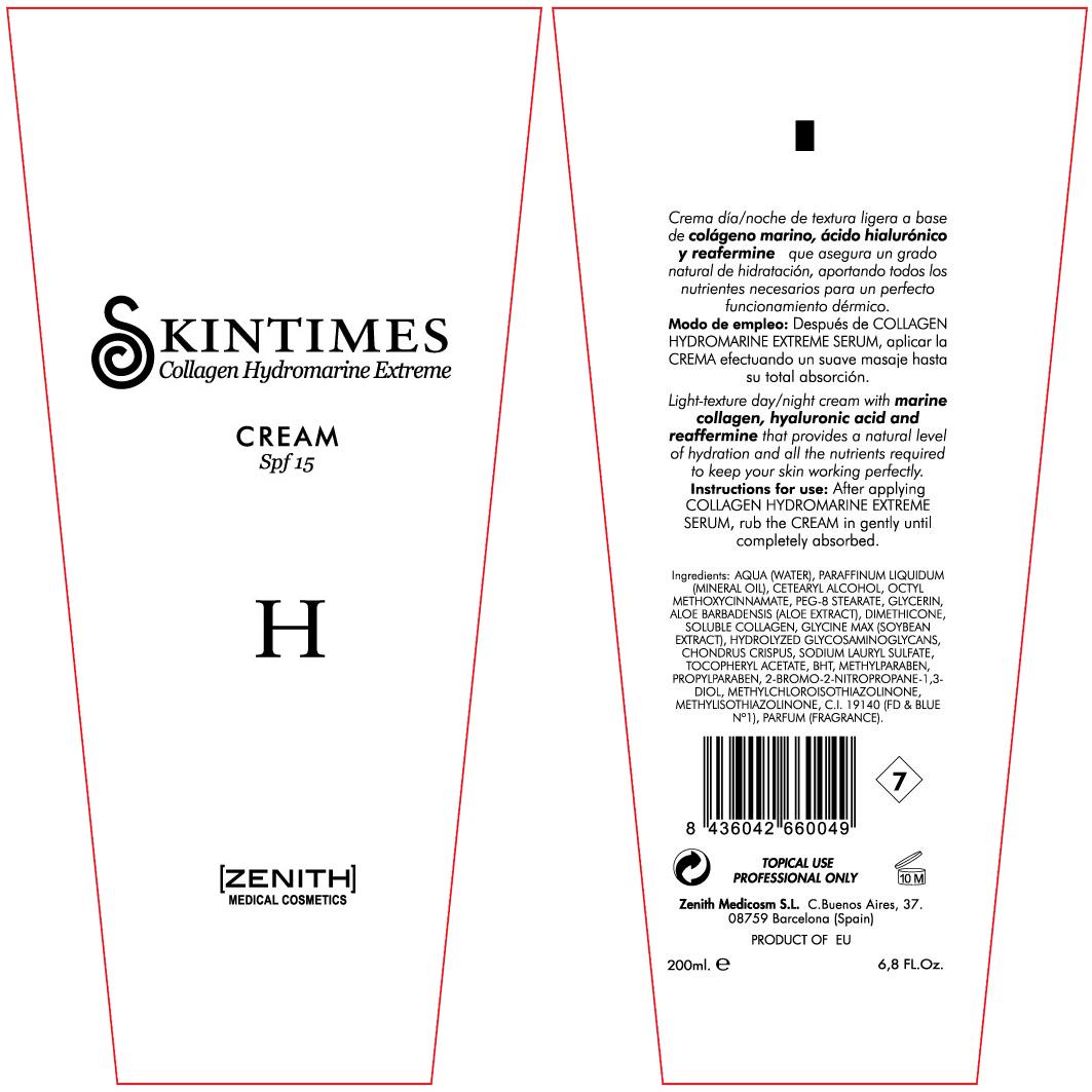 Hydromarine Extreme (Octinoxate) Cream [Zenith Medicosm Sl]