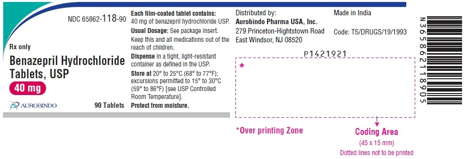 PACKAGE LABEL-PRINCIPAL DISPLAY PANEL - 40 mg (90 Tablets Bottle)
