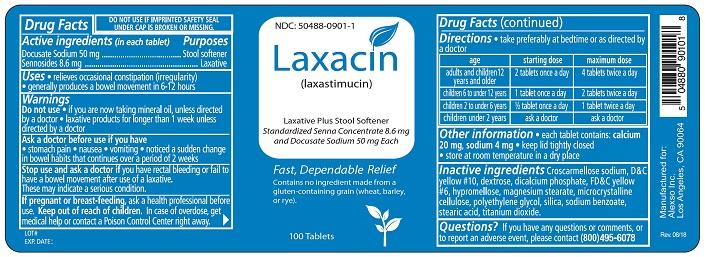 Laxacin 10-18