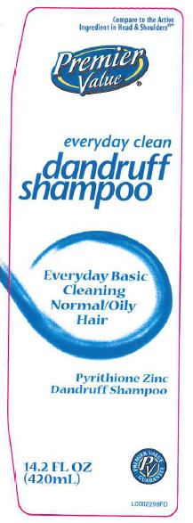 Everyday Clean Dandruff (Pyrithione Zinc) Shampoo [Chain Drug Consortium, Llc]