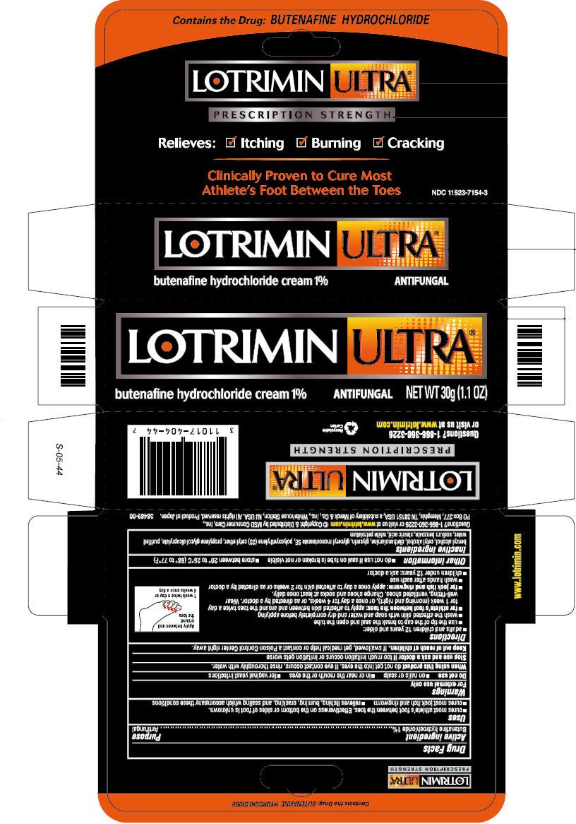 Lotrimin Ultra Antifungal (Butenafine Hydrochloride) Cream [Msd Consumer Care, Inc.]
