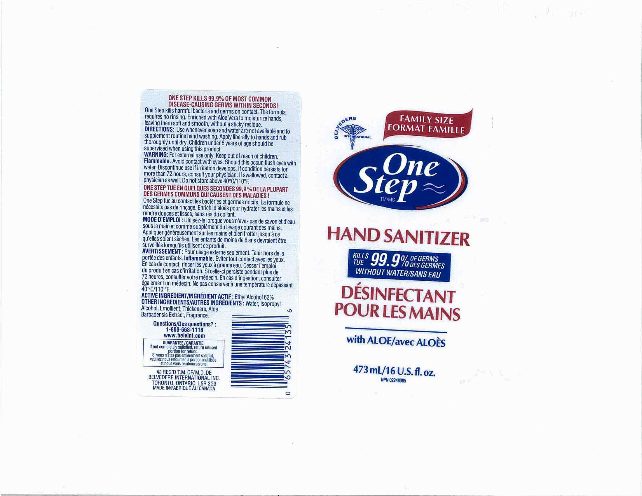 IMAGE OF PRODUCT LABEL
