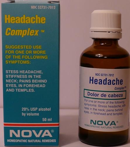 Headache Complex Product
