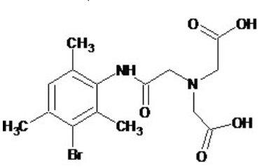 spl-mebrofenin-structure