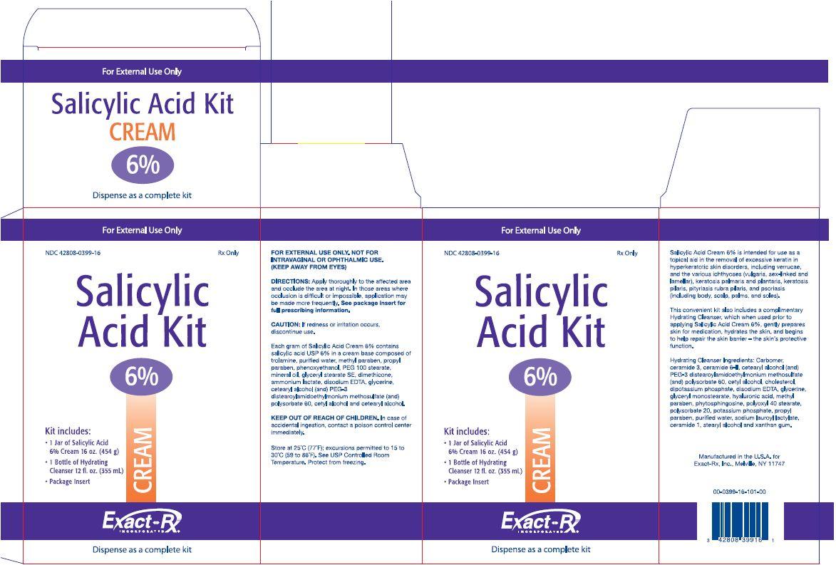 Salicylic Acid Kit [Exact-rx, Inc.]