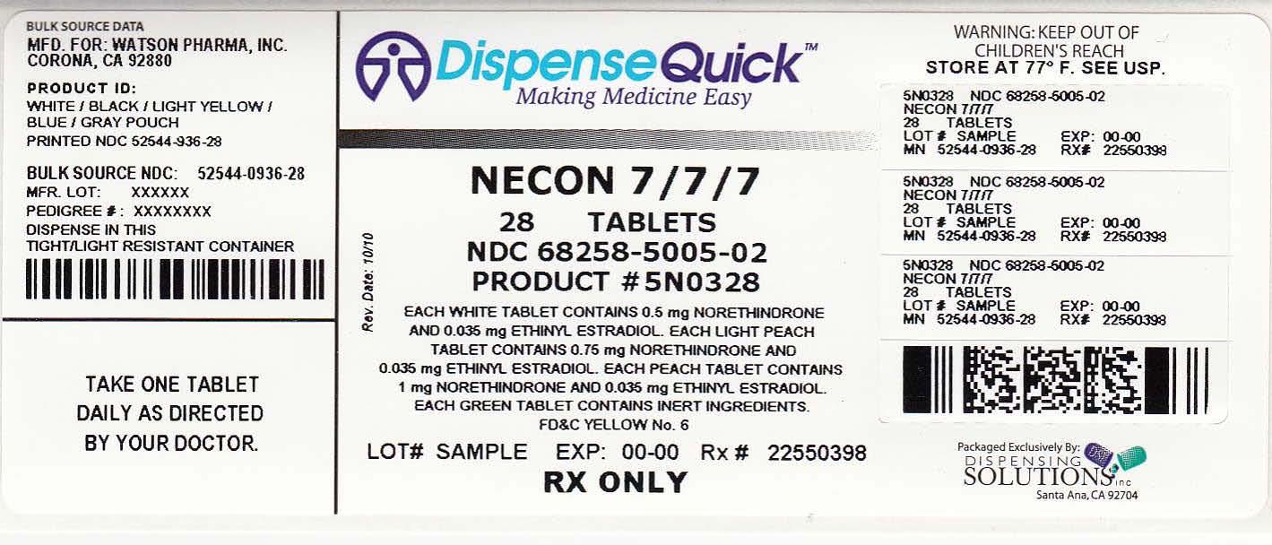 NDC 68258-5005-02