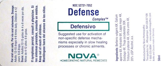 Defense Complex Bottle