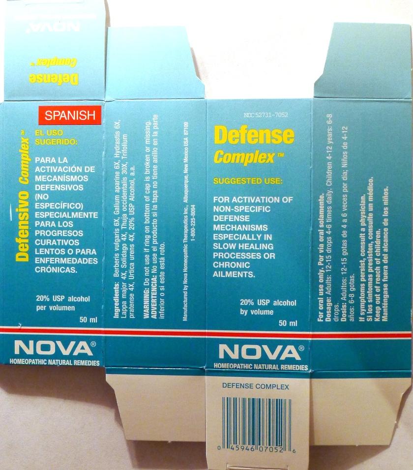 Defense Complex Box
