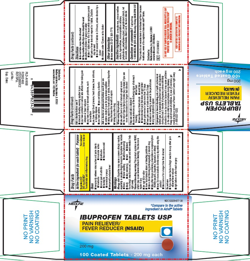 Ibuprofen Tablet [Medline Industries, Inc.]