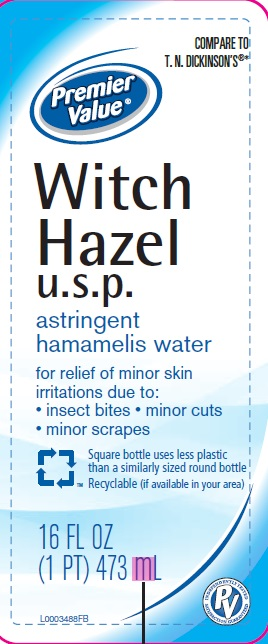 Witch Hazel Liquid [Chain Drug Consortium, Llc]