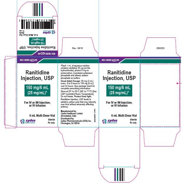 carton label multidose