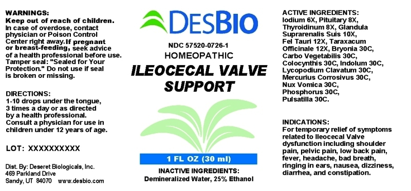 Ileocecal Valve Support