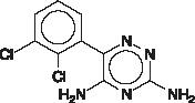 lamotrigine chemical structure